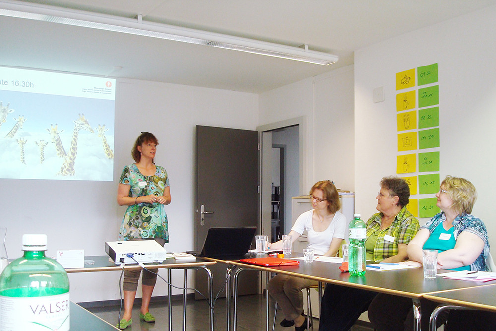 Workshop lupus suisse